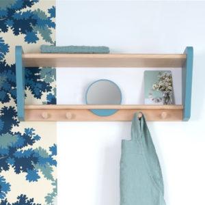 etagere-bleu-enfant-murale-chambre